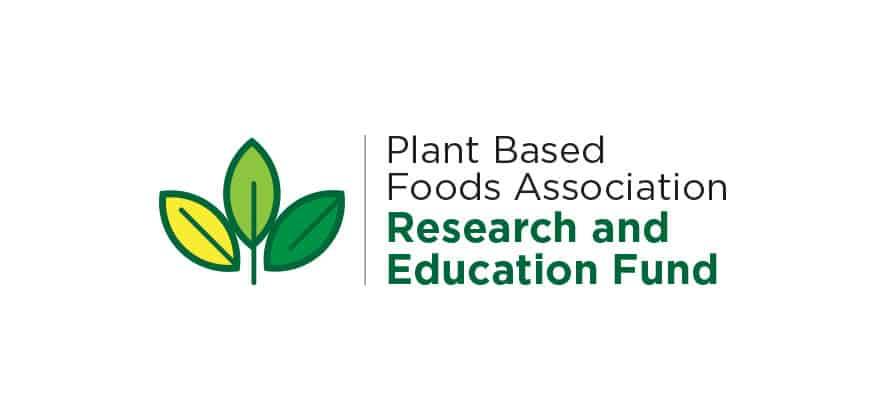 Plant Based Foods Association Launches New Research and Education Initiative