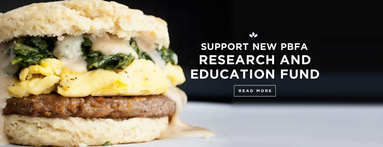 Support New PBFA Research Education Fund