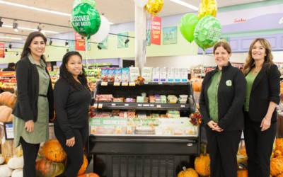 """PBFA & Lucky """"Fall in Love with Plant Based"""" Retail Campaign"""