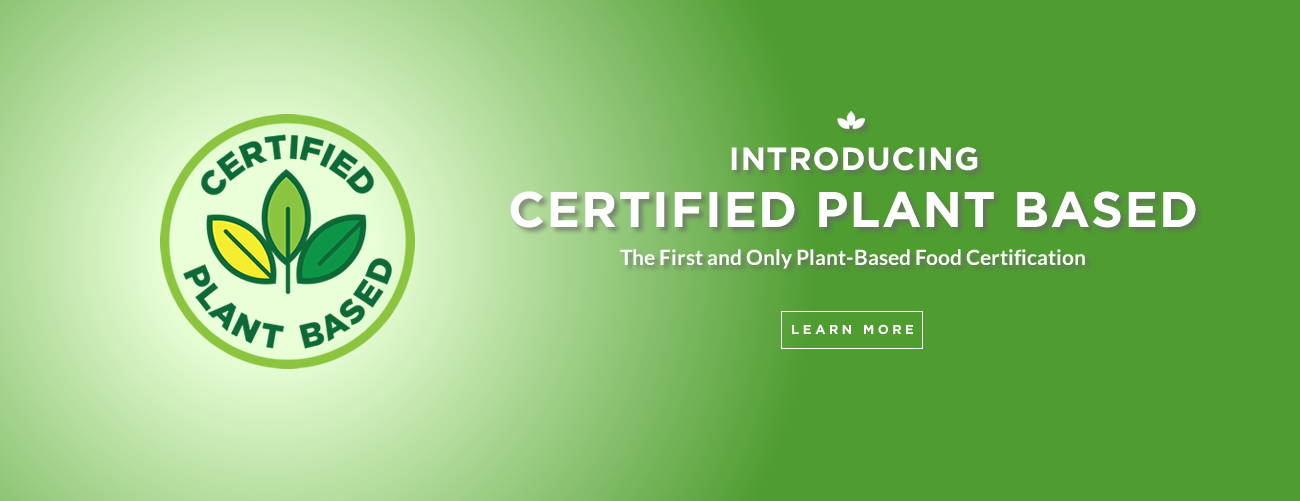 Certified Plant Based Stamp