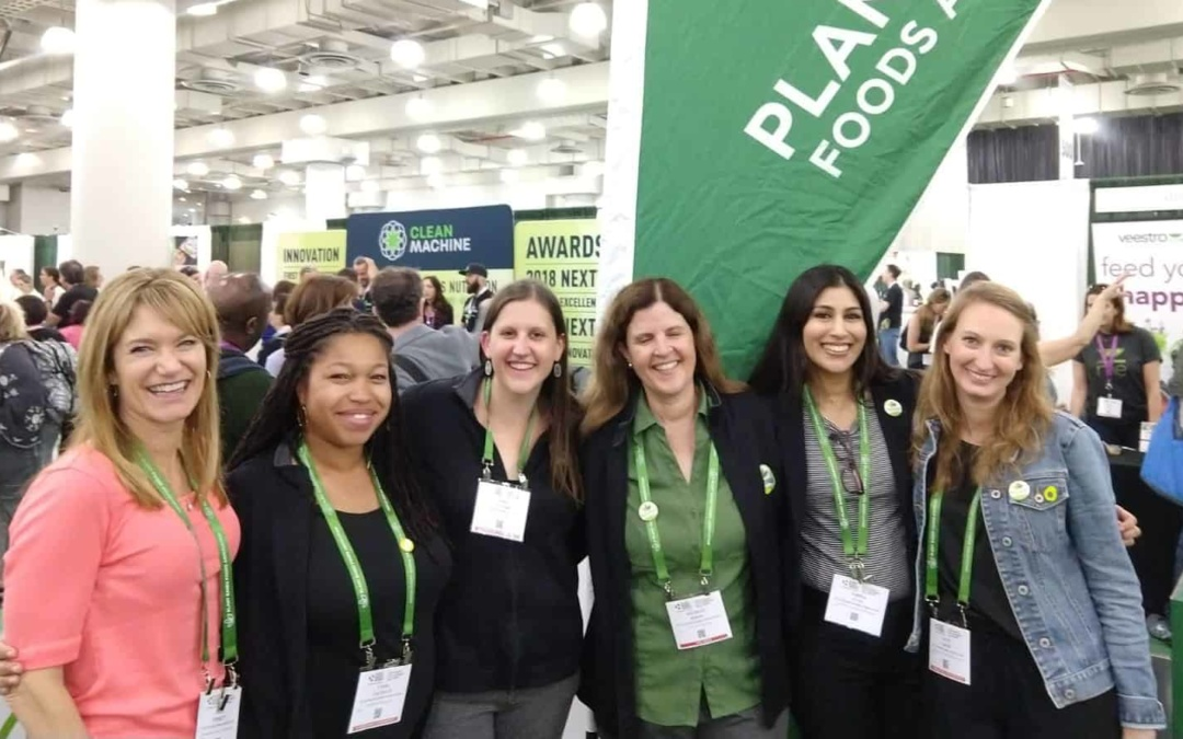 Plant Based World Trade Show Was a Huge Success!
