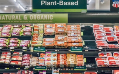 The Plant Based Foods Association Partners with Kroger to Launch Plant-Based Meat Research Project