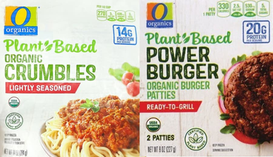 Albertsons Companies Launch First 'Certified Plant Based' Private Label Foods