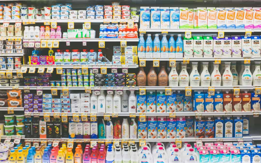 U.S. Plant-Based Retail Market Worth $5 Billion, Growing at 5X Total Food Sales
