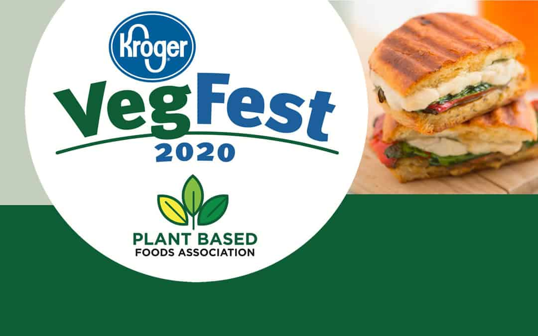 PBFA and Kroger Co-host First-Ever Virtual VegFest!