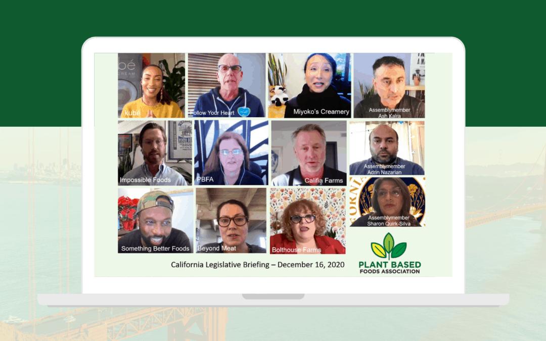 PBFA Hosts Successful Forum for California Policymakers