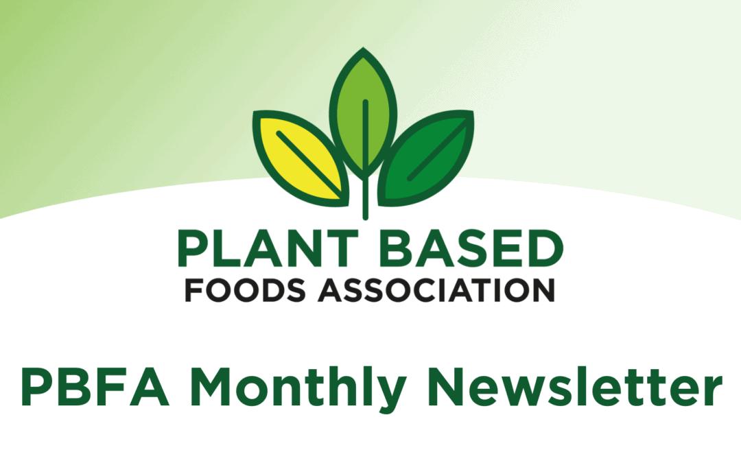 December 2020 PBFA Newsletter