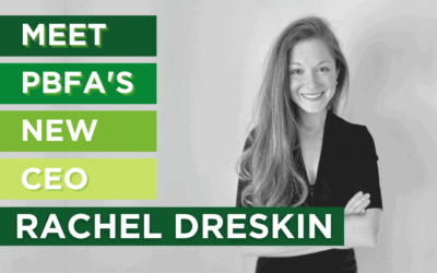 The Plant Based Foods Association Welcomes Rachel Dreskin as its Chief Executive Officer