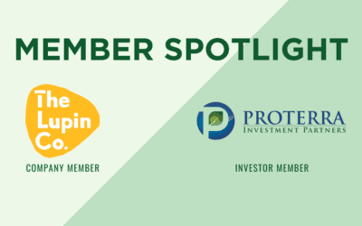 Monthly Member +Affiliate/Investor Highlights: The Lupin Co. + Proterra Investment Partners