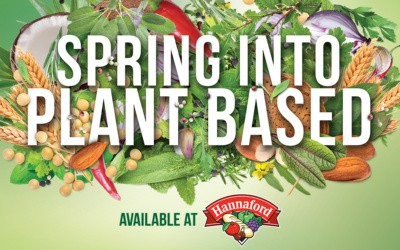 Spring into Plant Based