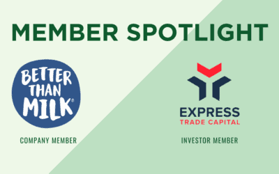 Monthly Member +Affiliate/Investor Highlights: Better Than Milk + Express Trade Capital, Inc.
