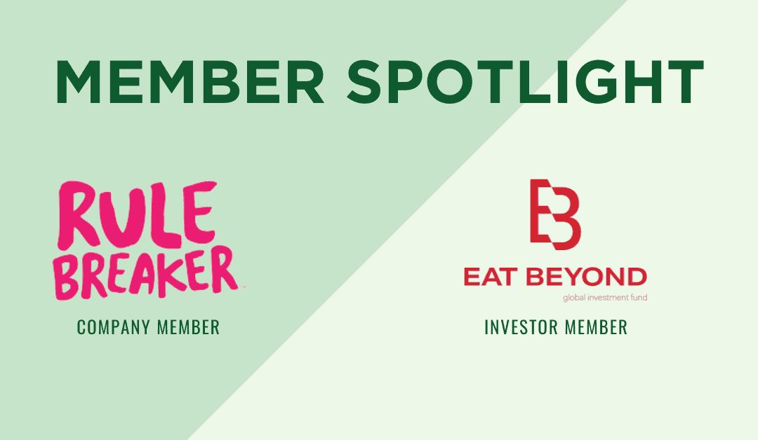 Monthly Member +Investor Highlights: Rule Breaker Snacks + Eat Beyond Global Holdings Inc.
