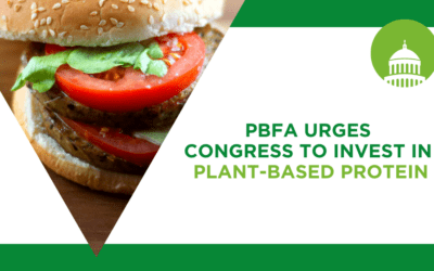 PBFA urges Congress to invest in plant-based protein